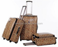 Large Capacity travel luggage bag size can be adjusted