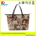2016 Hot Sell Fashional Lady Handbag Teddy Bear Handbag