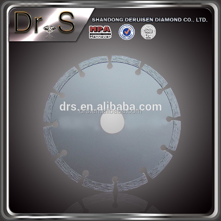 Dr.s 8 inch diamond saw blade for slices wall/ceramic tile with high precision