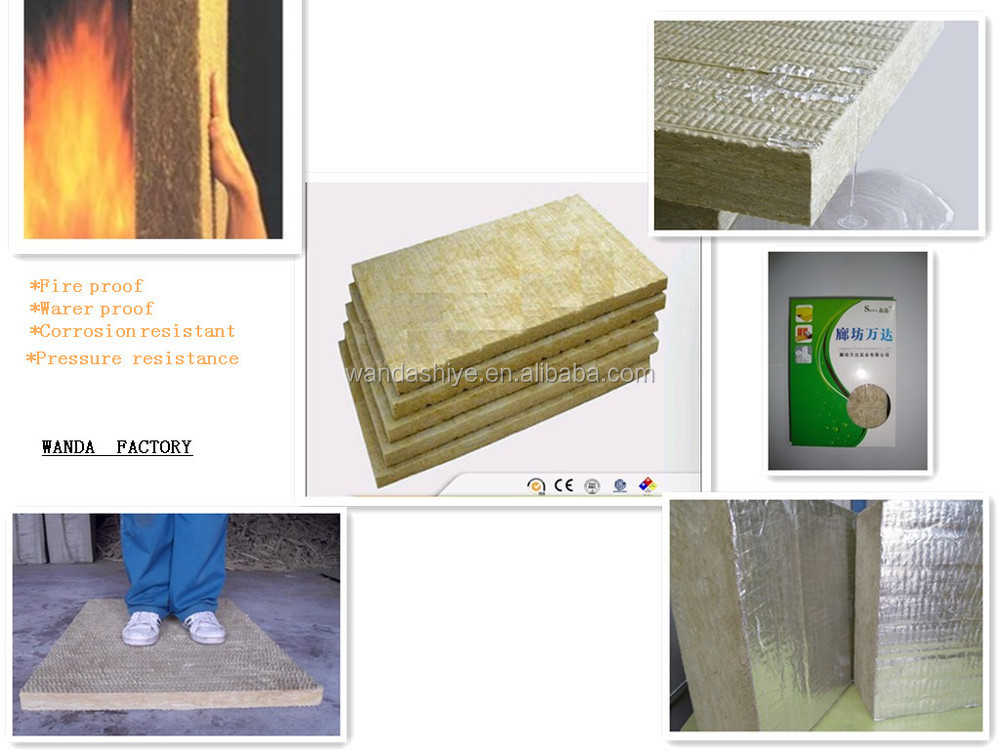 Best price for rock wool board mineral wool board buy for Buy mineral wool