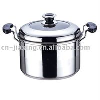 JX-MS stainless steel soup pot