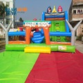 New Arrival inflatable jumping bouncy castle with EN-14960 Certificate