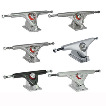 Professional Gravity Casting Longboard Trucks with Different Sizes and Shapes
