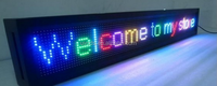 8 Inch Led 7 Segment Display, digit sign , outdoor sign