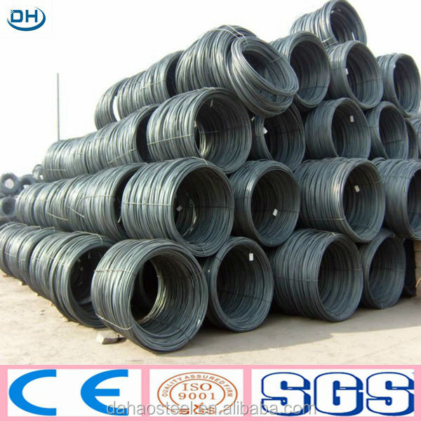 MS wire rods Q195 low carbon steel wire