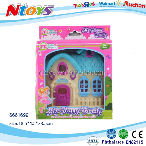 Doll house in YIWU funiture market good selling
