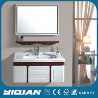 Wall Mounted PVC Design Hot Sell Cheap Plastic Bath Cabinet