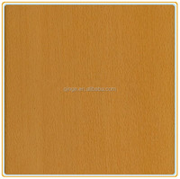 melamine mdf 3mm as wood door skin or decoration wall panel