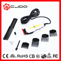 Professional electric hair clipper with adjustable control lever/chaoba hair trimmer clipper/professional hair