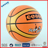Promotional PU rubber made basketball for training