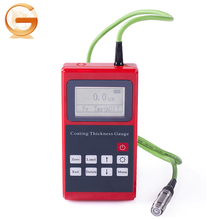 2018 New! High Quality Leeb 210 211 Metal Probes Plastic Digital Painting Coating Thickness Gauge