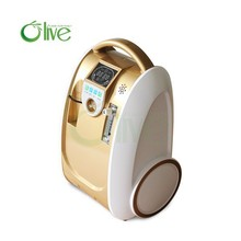 Oxygen Concentrator with High and Low Pressure & Power Failure Alarm