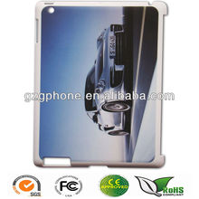 OEM/ODM Fashion car design printing case rubberized for ipad