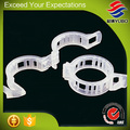 Hot Sale Free Sample Plastic White Reuse Tomato Clips For Support