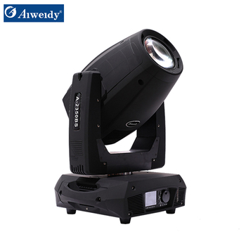 Professional product stage lighting led beam spot wash 3 in 1 moving head light