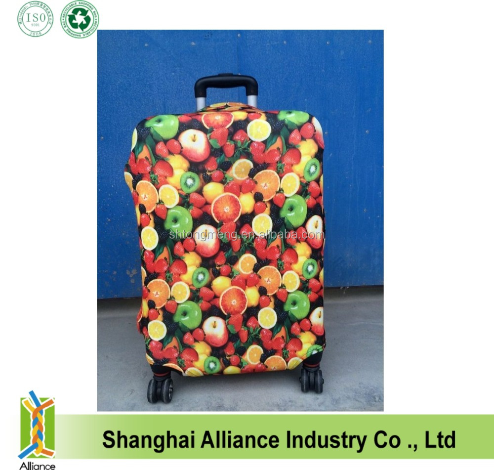 "Travel Luggage Suitcase Protective Covers - Stretch Fabric 18""-30""(Z-SC-005)"