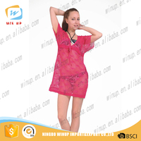 Hot Selling Models Net Dress Tall Tube Ladies Sexy Dress