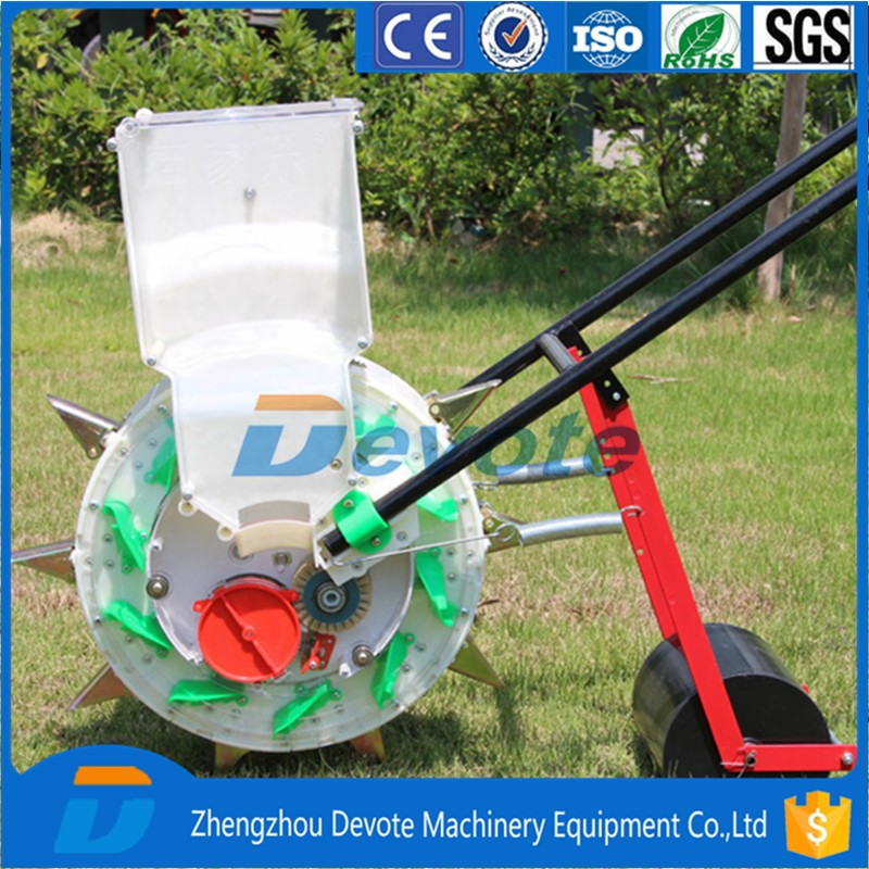 Sowing and fertilization manual seed planter / hand seeder / bean seeder