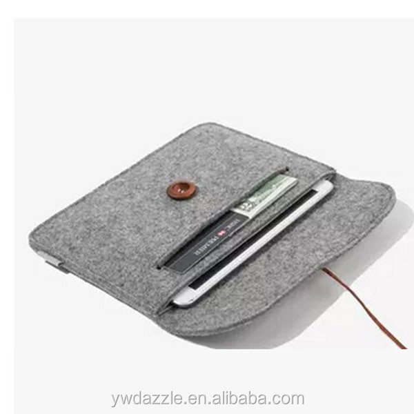 Eco-friendly wholesale hot in Europe felt yiwu laptop bag