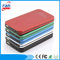 Bestseller Aluminum Shell Power Case Portable Charger 4000mah with USB Stick 32gb