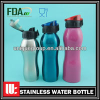 Flip Cap Car Driving Stainless Steel Water Bottle