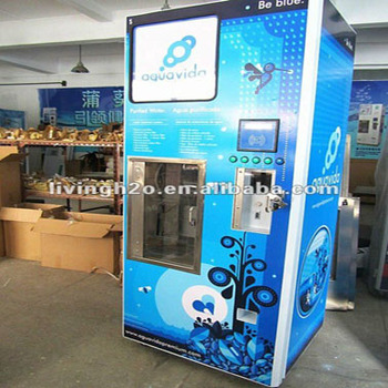 Drinking mineral water vending machine trade assurance