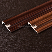 Decorative Wooden grain PVC Door Jamb/Designs Main Wooden Door Frame