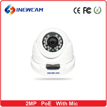 Best selling 2MP outdoor POE Dome IP Camera