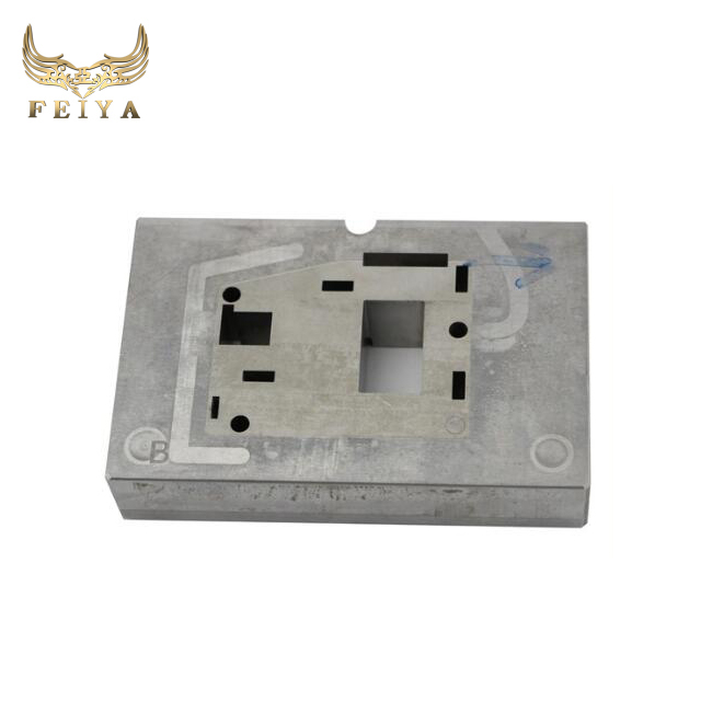 OEM Machining parts / precision cnc machine metal core insert parts via drawings
