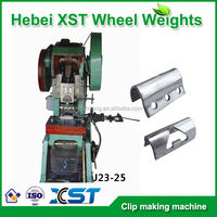steel clips machine wheel weight