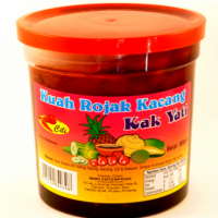 KAK YATI Kuah Rojak Kacang selecting well