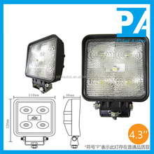 "15W 43"" inch Round Led Work Working Light For ATV SUV off road 4x4 heavy equipments Truck Motorcycle Boat 0215(p)"