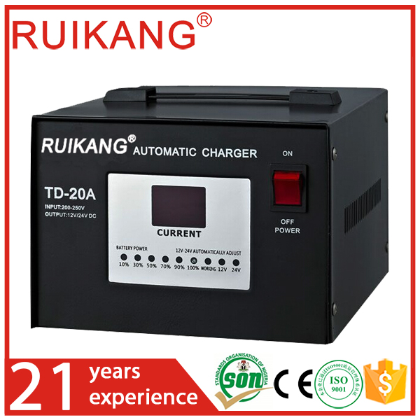 Machine magnet charger 230V ac 20a with ce