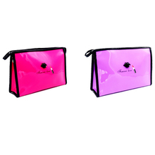 zipper cosmetic bag Popular personalized Thailand custom print PU cosmetic bag