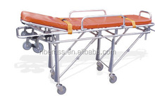 aluminum;first-aid rescue;medical emergency;patient transport;foldable ambulance automatic loading