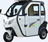 Yufeng 2017 fashionable new design three wheel electric car manufactured in China