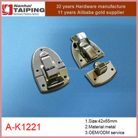 new style case lock/latch/catch/snap hook for jewelry box