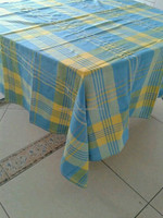 Cotton table cloth hot selling polyester cotton table cloth