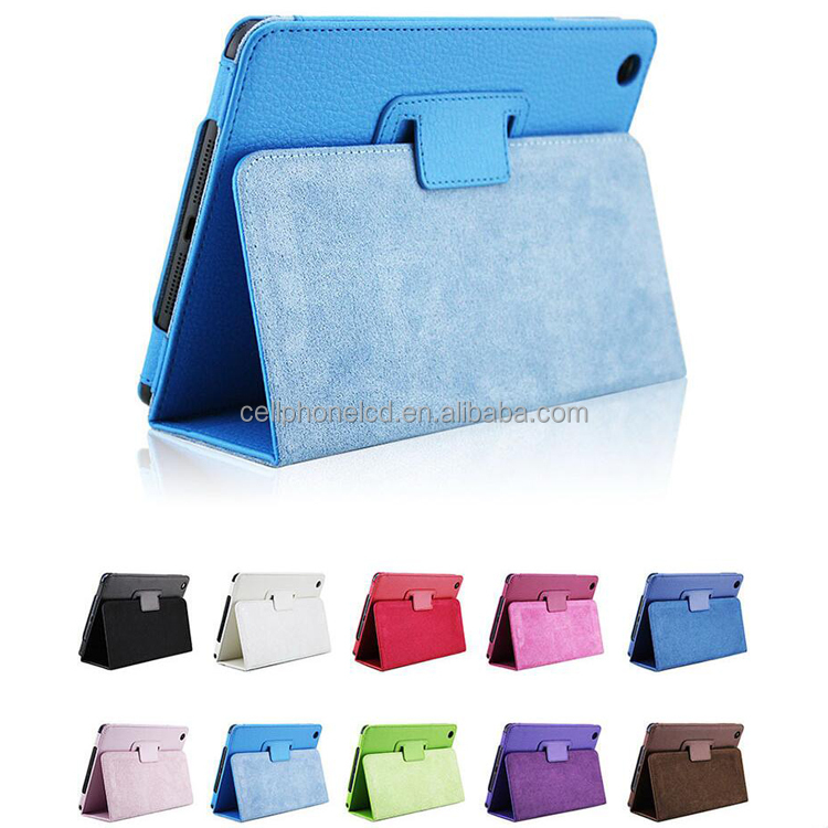 Protective Flip Stand Cover Leather Smart Case for Apple iPad 4 5 6 with Auto Wake/Sleep Function