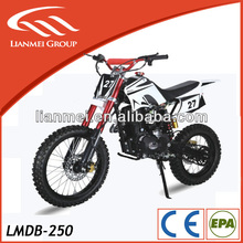 dirt bike 250 4 stroke cheap sale with CE
