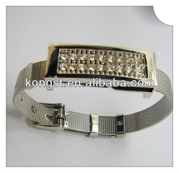 jewel watch usb flash drive/jeweled usb flash disk
