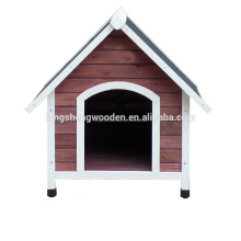 Small size wooden dog house