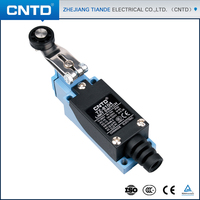 CNTD Supply Hot Selling Electrical Limit Switch Roller Plunger Type For Elevator TZ-8104