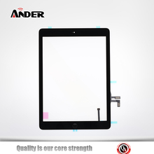 Popular and fashion lcd display touch screen digitizer for ipad air