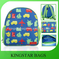 High quality kids school bag backpack bag