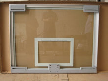 Tempered glass basketball backboard with AS/NZS2208:1996, BS6206, EN12150 certificate