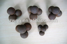 Hugh magnetic forged steel grinding ball