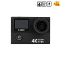Loop Video 4k Wide Angle170 Degree Sports Camera With 1050mAh Battary Can Up To 128G RM Control