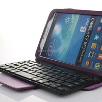 For Samsung Galaxy Tab 3 Note 8 T310/T311 8'' tablet Leather Keyboard Case Cover