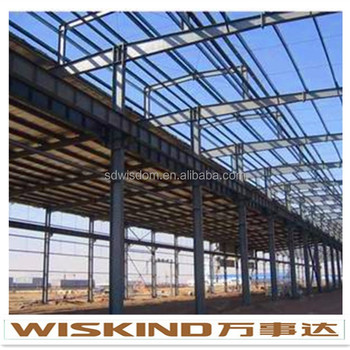 Galvanized Sheet Material steel structure residential building